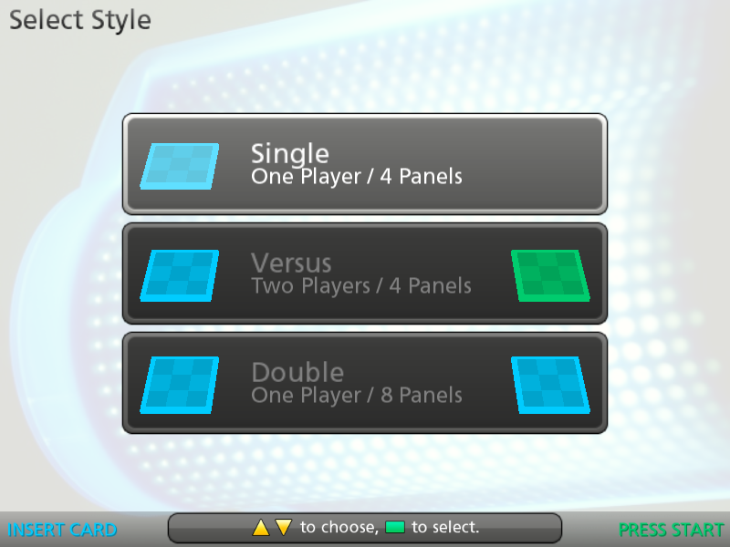 [image of dubaiOne's style selection screen]